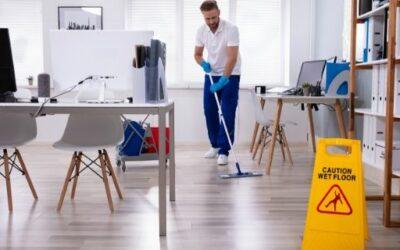 Eu-Sec Security Group ajánlása: Környezetbarát technológiák az irodák, boltok, ipari létesítmények takarításában