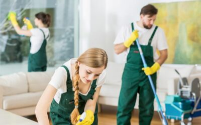 Egy porszem sem maradhat – Létesítmények takarításának csekklistája – közös helységek