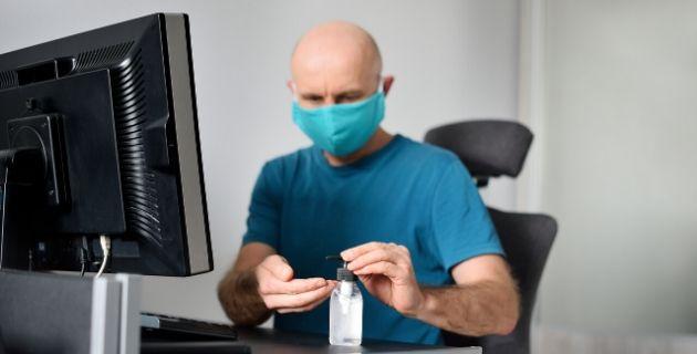 koronavírus a munkahelyen