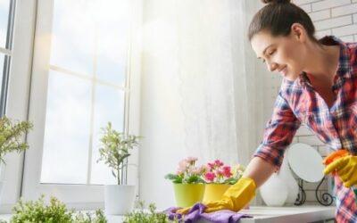 Okosan a takarítással! A fertőtlenítő szerek túlzott használata gyengíti az immunrendszert.